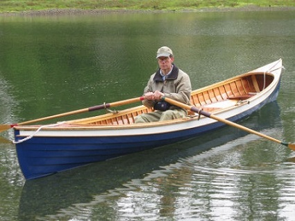 St. Lawrence River Skiff